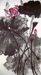 H.H.第三世多杰羌佛中國畫-且看氣韻開 (1).jpg