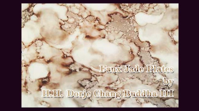 Faux-Jade-Plates-by-H.H.-Dorje-Chang-Buddha-III-1